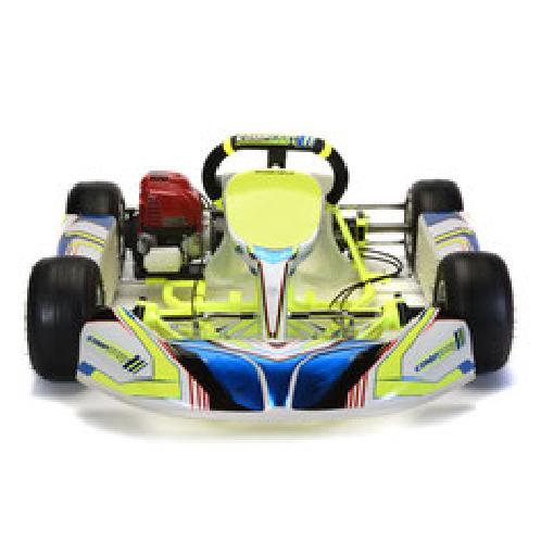 Compkart Micro kart - Honda
